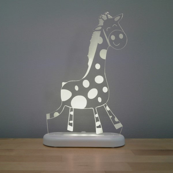 Aloka LED Sleepy Light Kids Night Light  Giraffe
