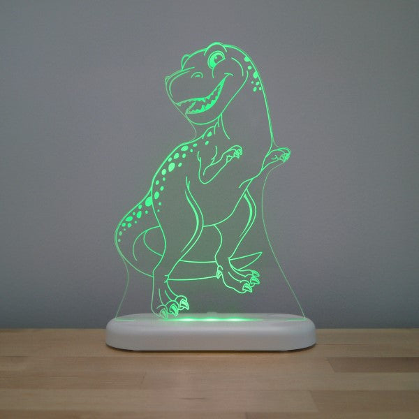 Aloka LED Sleepy Light Kids Night Light  TRex