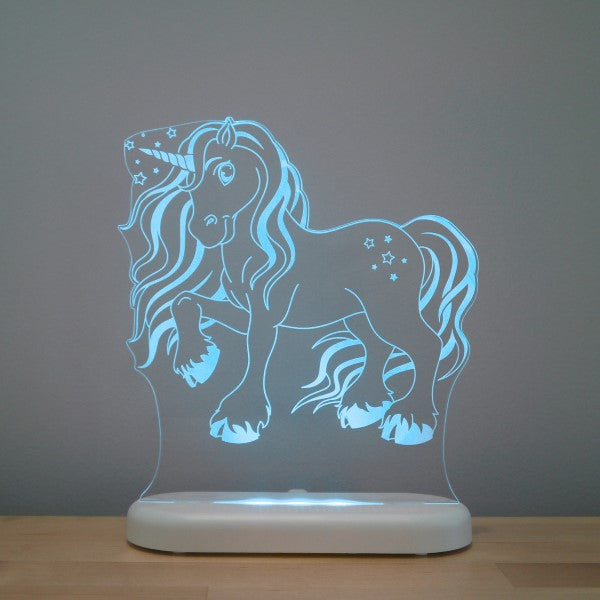 Aloka LED Sleepy Light Kids Night Light  Colour Me Unicorn