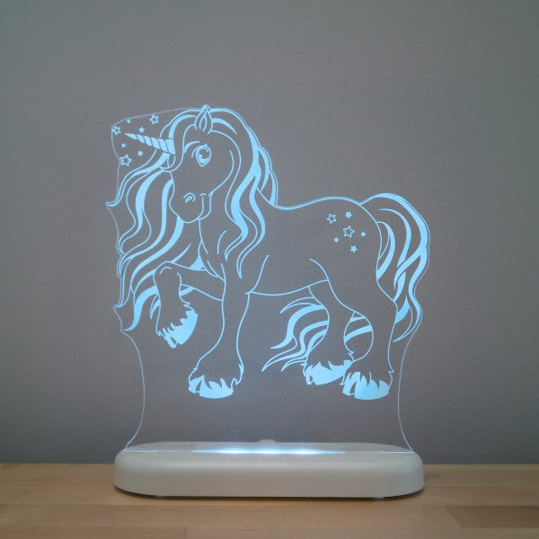 Aloka LED Sleepy Light Kids Night Light  Unicorn