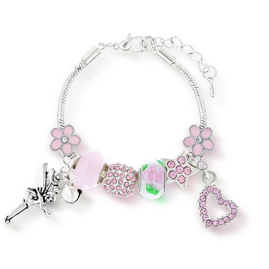 Lauren Hinkley Kids Jewellery  Fairy Charm Bracelet
