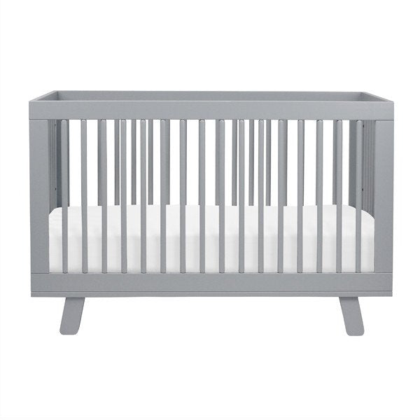 Babyletto Hudson 3in1 Baby Cot – Grey