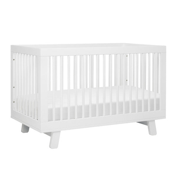 Babyletto Hudson 3 in 1 White and Natural