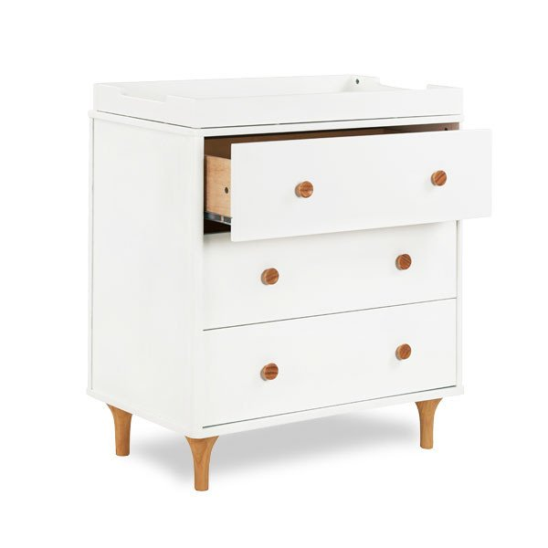 Babyletto Lolly Changer and Dresser White