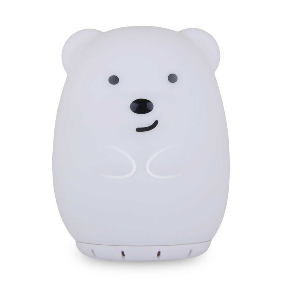 Duski Rechargeable Night Light and Speaker - Bear