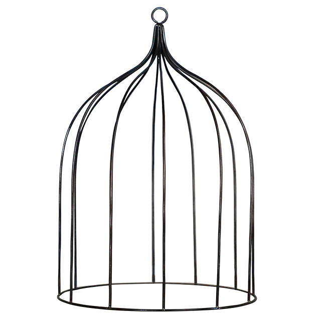 Numero 74 Birdcage Metal Structure - Medium