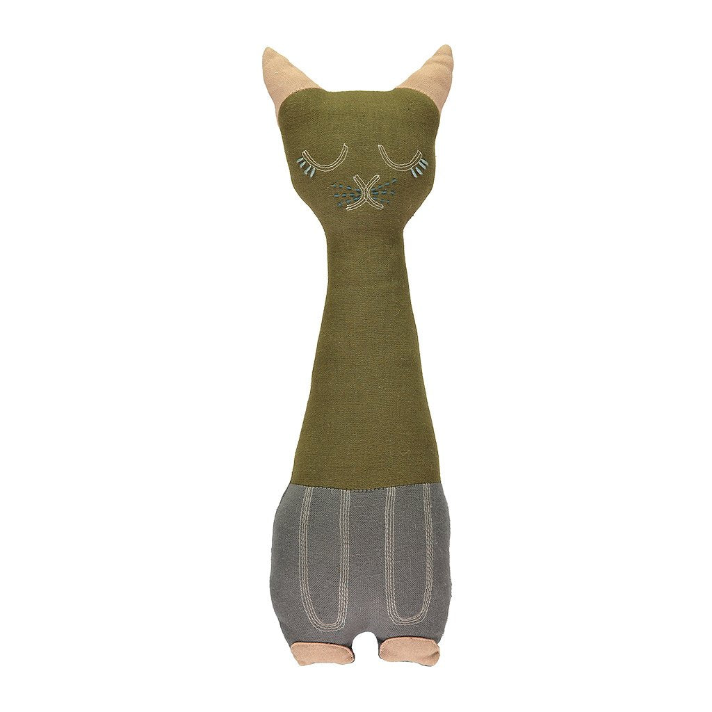 Camomile London Tall Cat – Moss and Slate