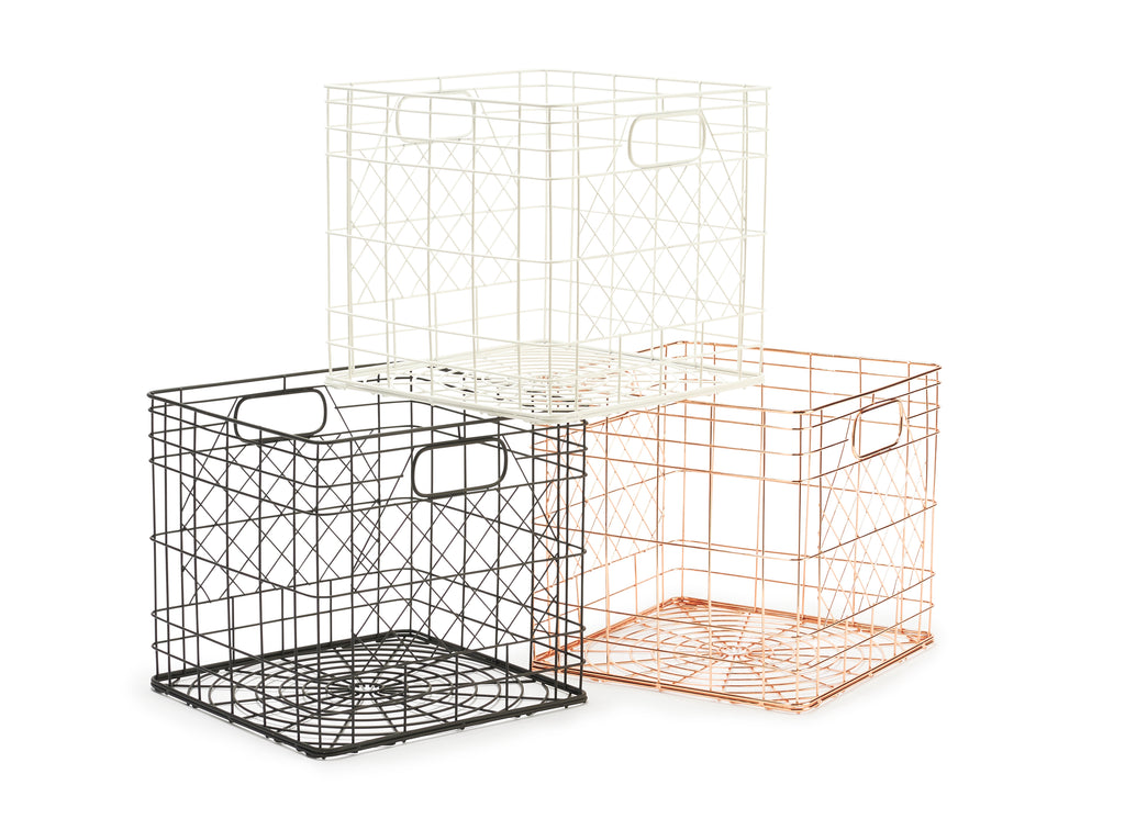 Bendo Metal Crate