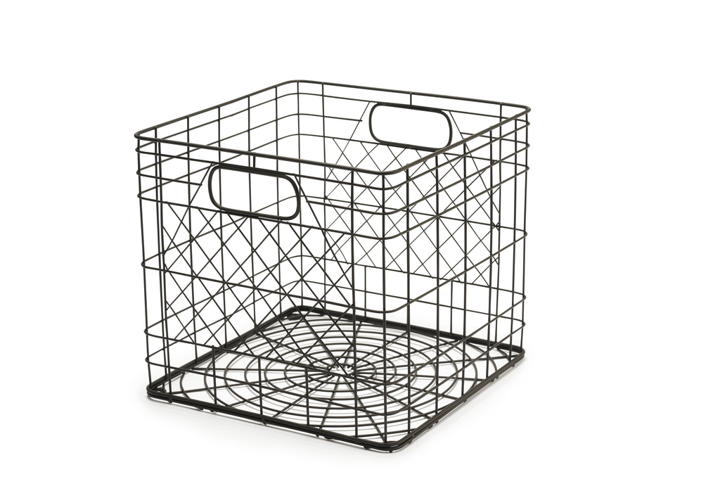 Bendo Metal Crate Black
