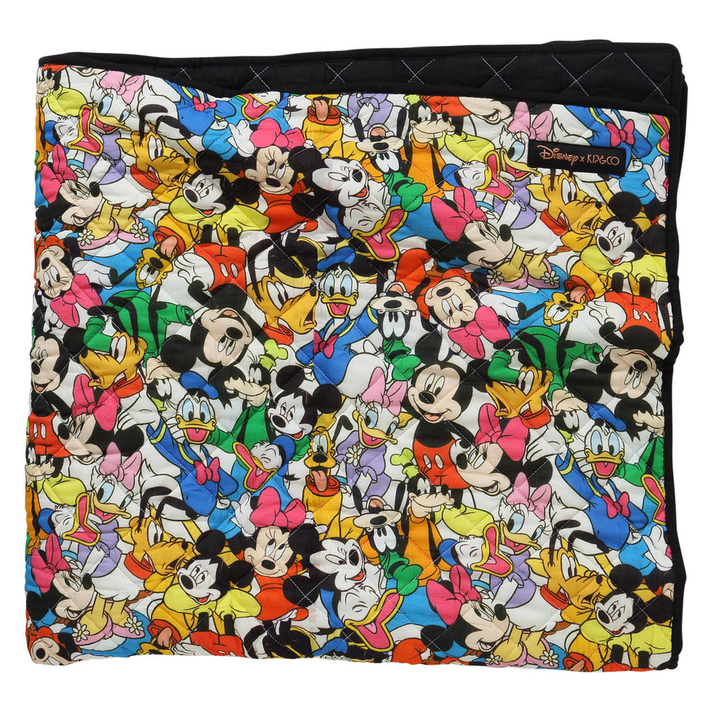 Kip & Co Disney Collaboration  Disney Pals Quilted Bedspread Comforter