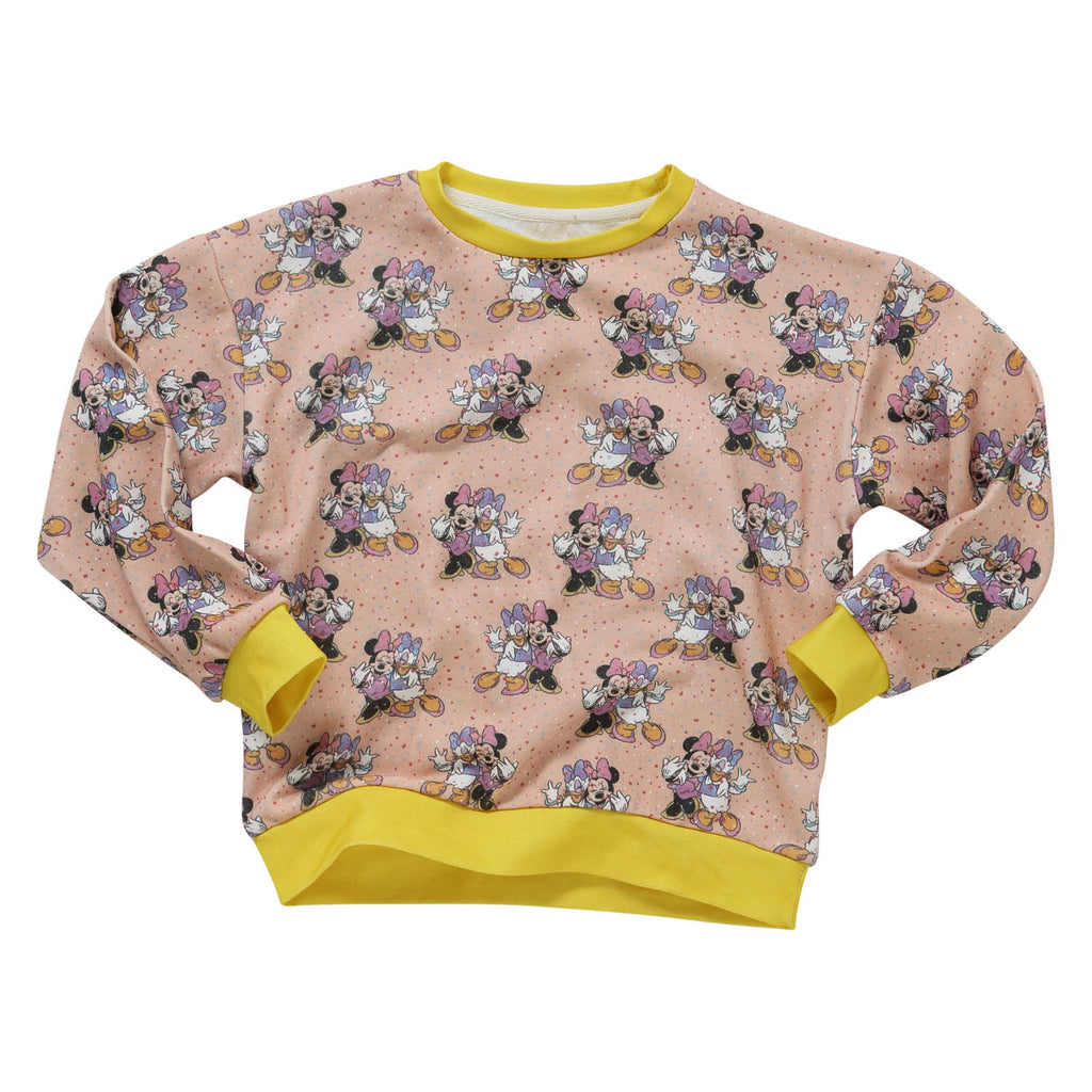 Kip & Co Disney Collaboration  Girls Rule Baby Sweater
