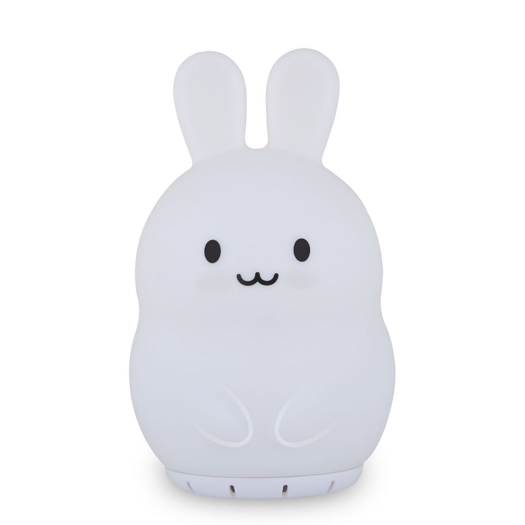 Duski Rechargeable Night Light and Speaker - Bunny