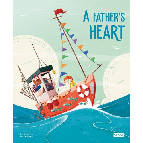 Sassi Book - A Father's Heart