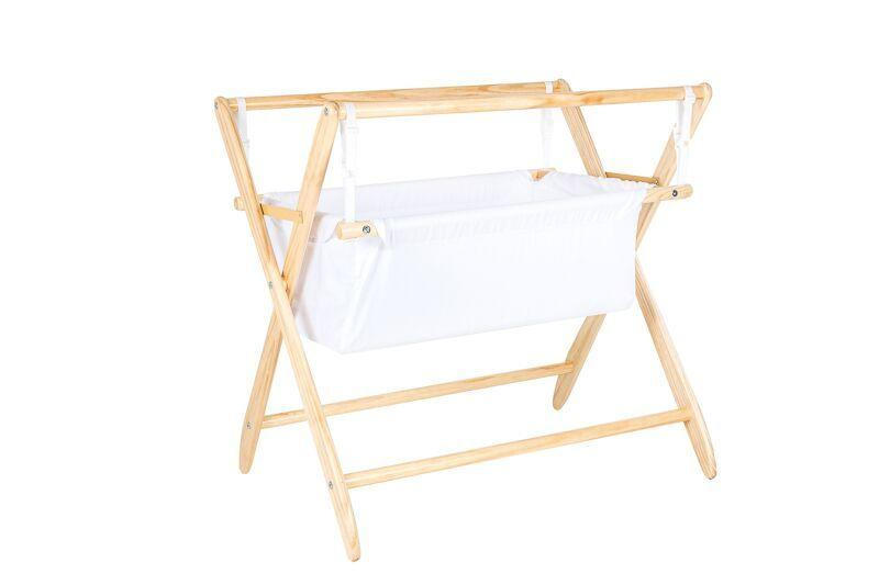Cariboo Gentle Motions Bassinet and Stand