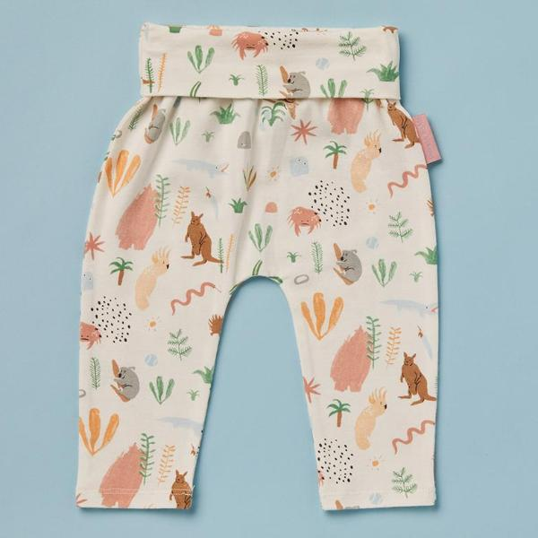 Halcyon Nights Baby Clothes  Outback Dreamers Baby Leggings