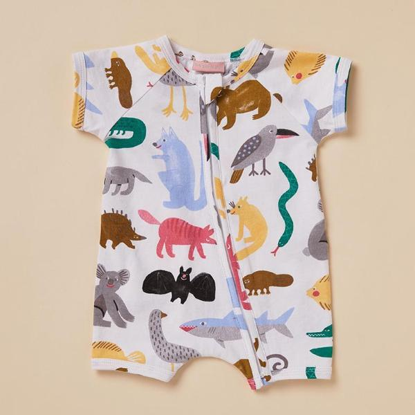 Halcyon Nights Bush Dance Summer Romper