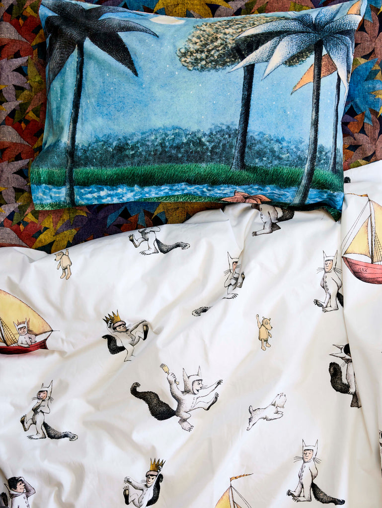 Kip and Co Where The Wild Things Are - Pillowcase