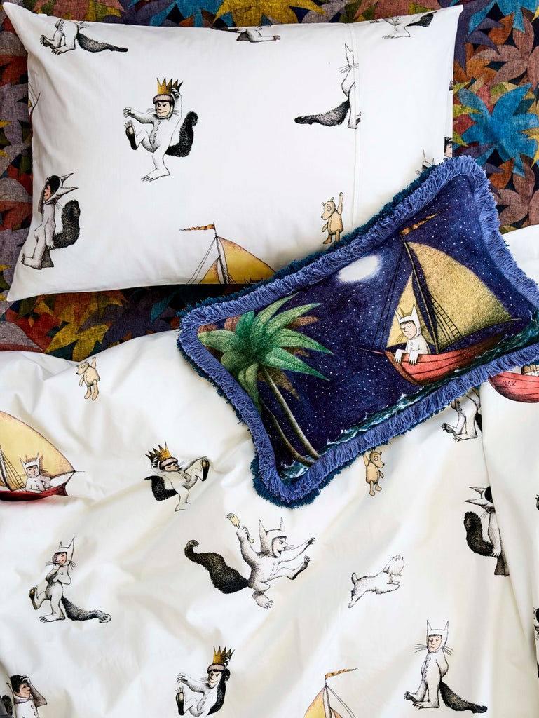 Kip and Co Where The Wild Things Are - Max Pillowcase
