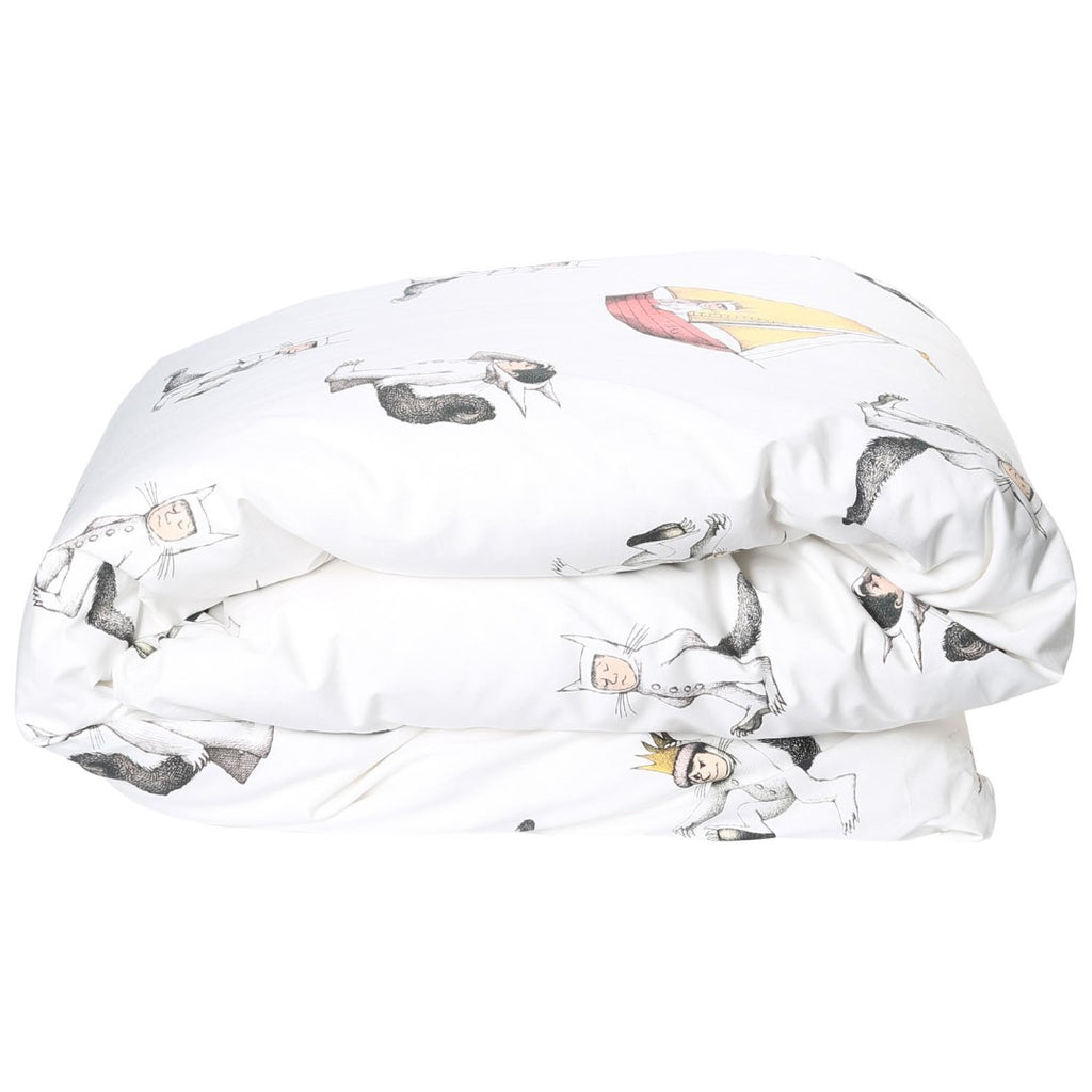 Kip and Co Where The Wild Things Are - Max Single Quilt Cover