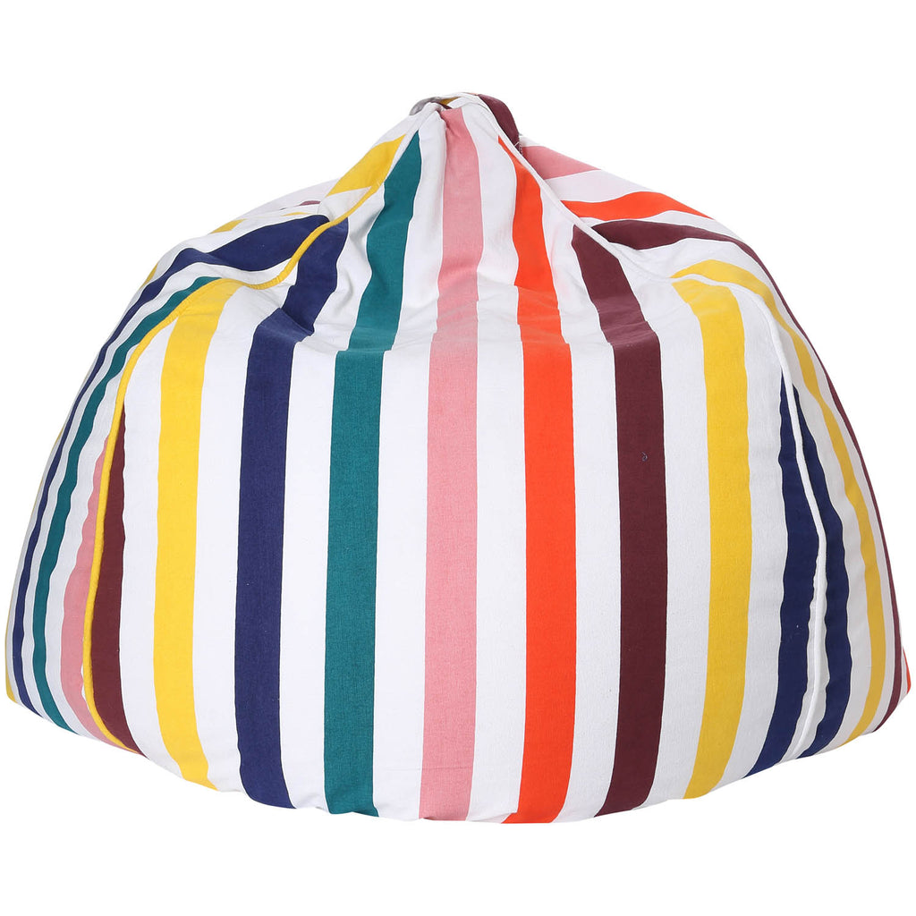 Kip and Co Bean Bag Cover - Big Stripe