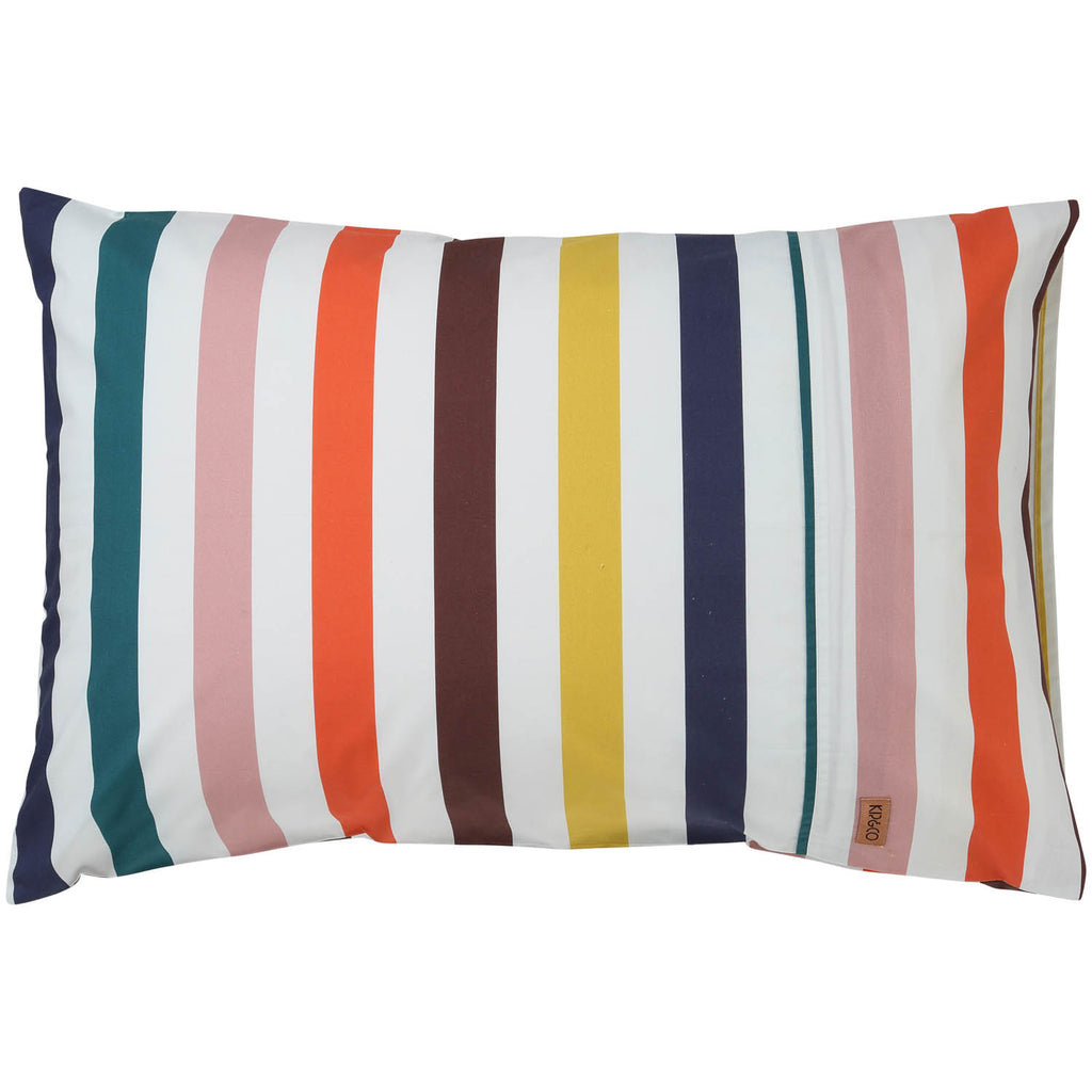 Kip and Co Pillowcase - Big Stripe