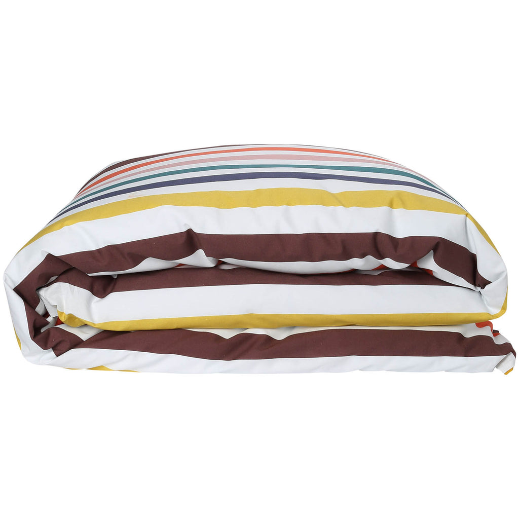 Kip and Co Single Quilt Cover - Big Stripe