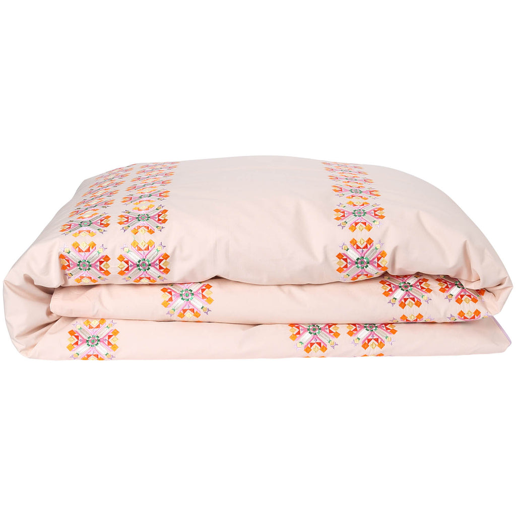 Kip and Co Single Quilt Cover - Frida Embroidered