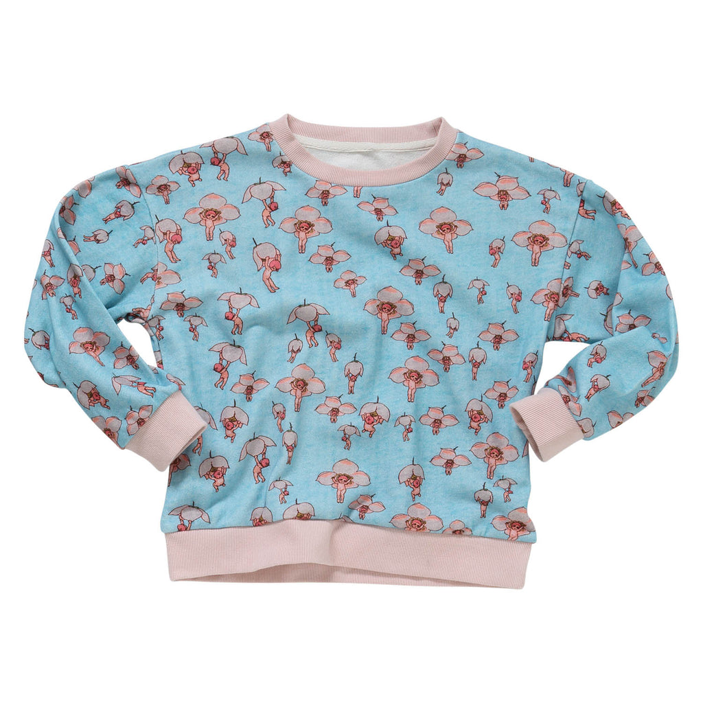 KIP&CO X MAY GIBBS Pinkie Sweater
