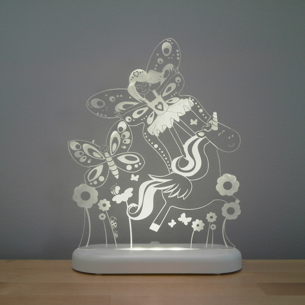 Aloka LED Sleepy Light Kids Night Light  Fairyland
