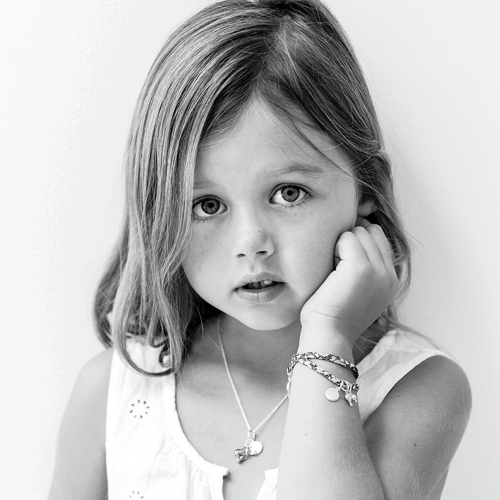 Little Kirstin Ash Kids Jewellery  Swan Charm