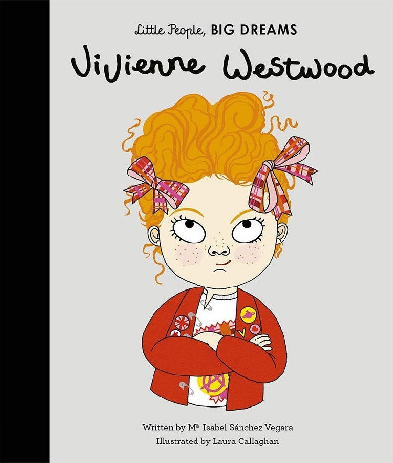 Little People, Big Dreams Children's Books - Vivienne Westwood
