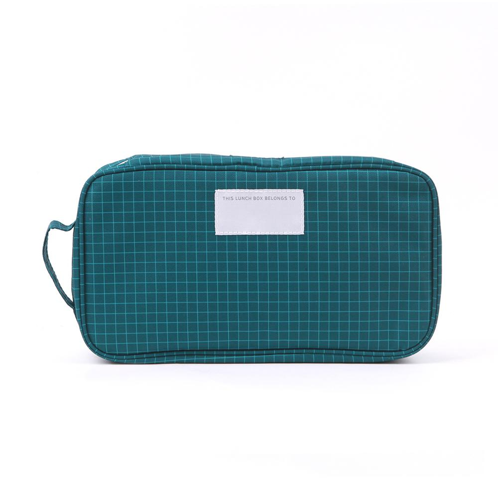 Love Mae Kids Lunch Box Cooler Bag - Grid