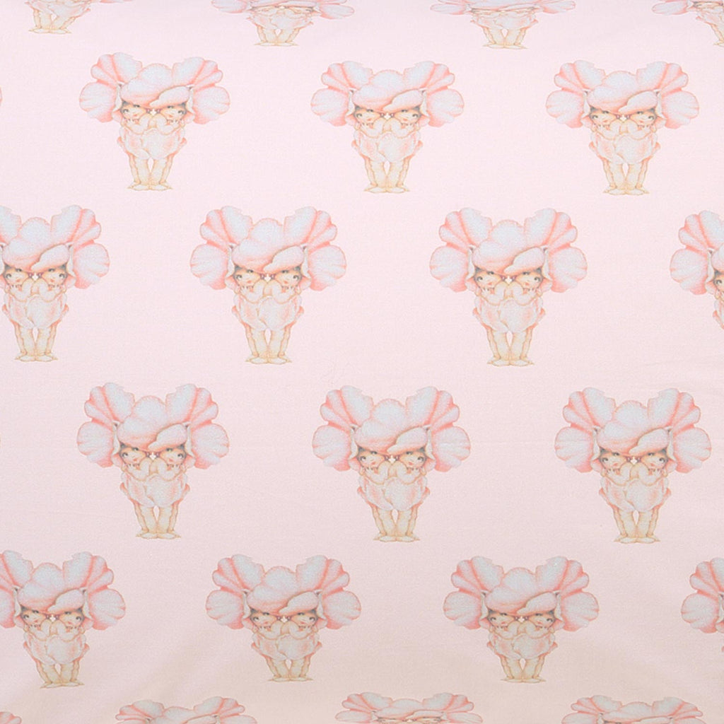 Kip & Co May Gibbs Collaboration  Pretty Lady Fitted Cot Sheet