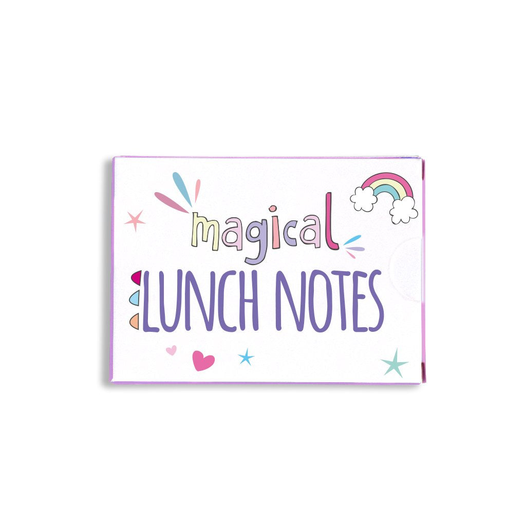 Sprout and Sparrow Little Lunch Notes  Magical Lunch Notes