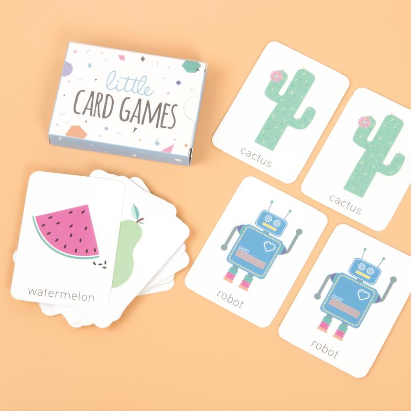 Sprout and Sparrow - Little Card Games