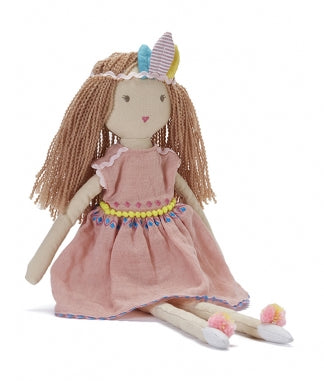 Nana Huchy Miss Willow Rag Doll