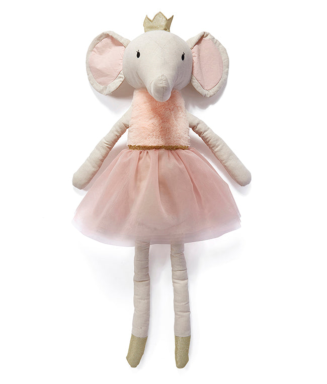 Nana Huchy Doll - Queenie The Elephant