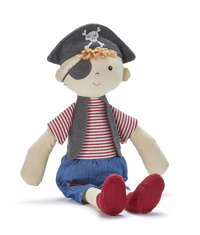 Nana Huchy Dolls - Mick The Pirate