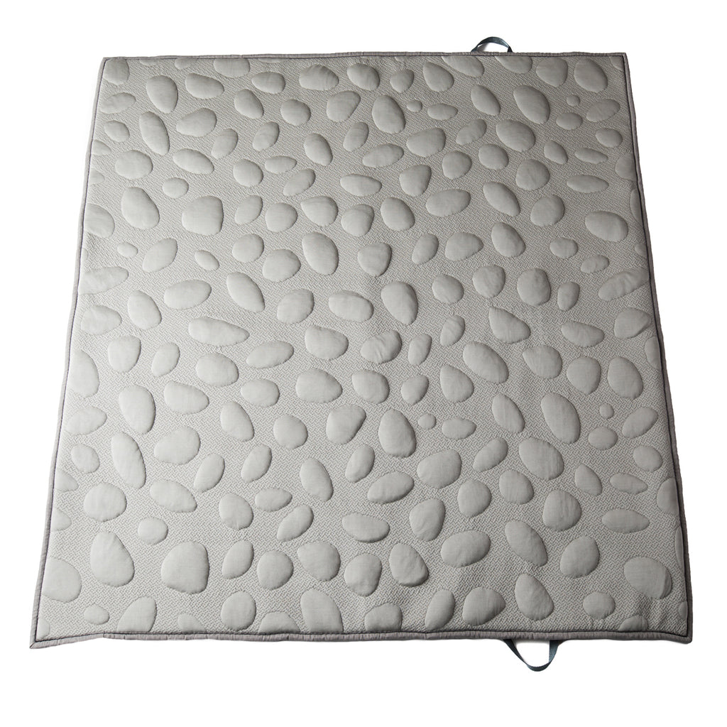 Nook Sleep LilyPad Playmat 2 - Misty Grey