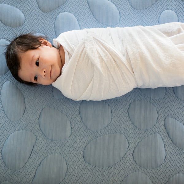 Nook Sleep  Pebble Organic Mattress Protector Wrap