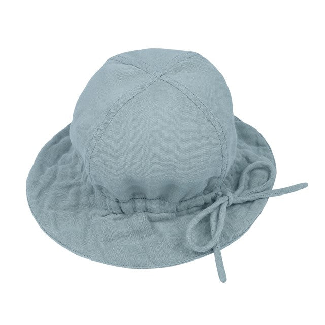 Numero 74 Organic Cotton Lili Sun Hat - Sweet Blue