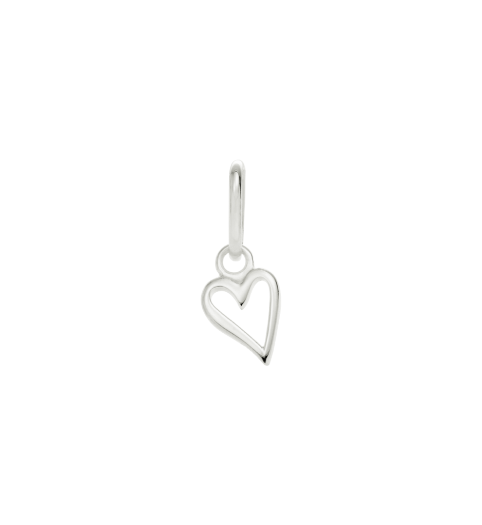Little by Kirstin Ash Open Heart Charm