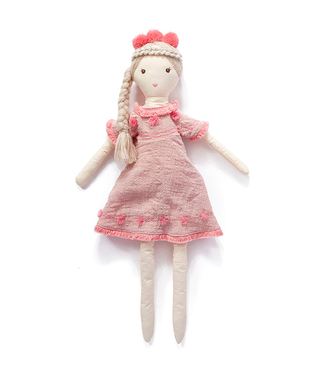 Nana Huchy Dolls  Little Miss Candy in Pink