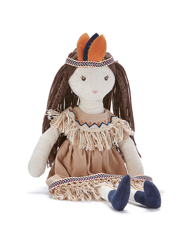 Nana Huchy Dolls - Little Miss Indy