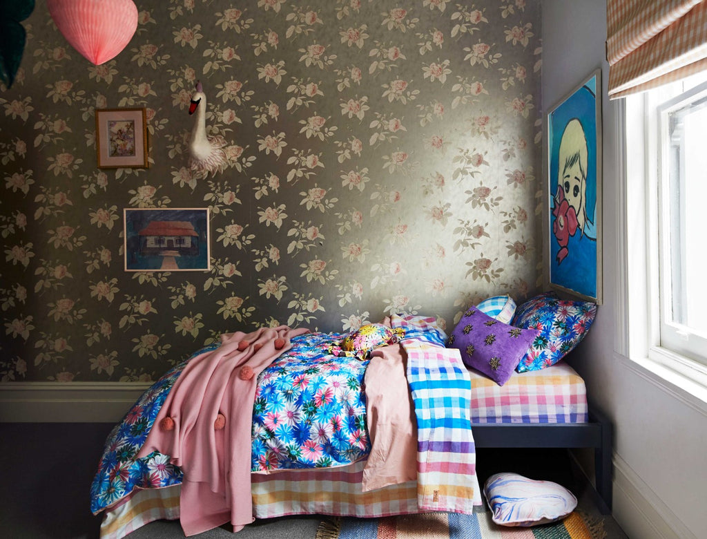 Kip & Co Kids Bedding - Across The Border Single Quilt Cover