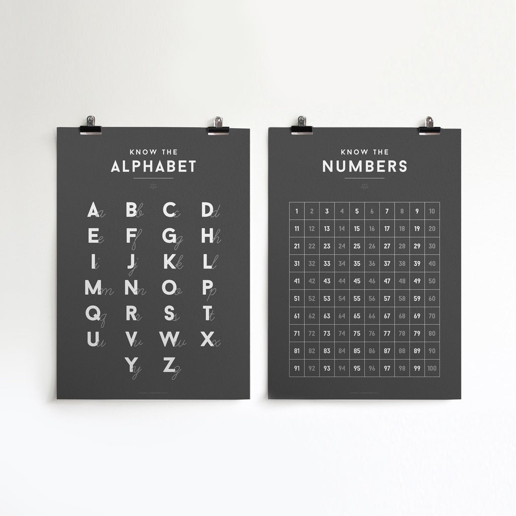 We Are Squared Limited Edition Set of 2 - Black