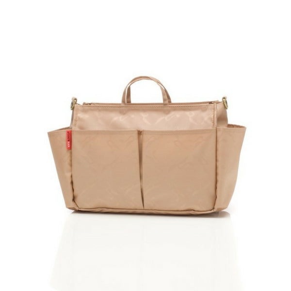 Storksak Noa Leather Nappy Bag