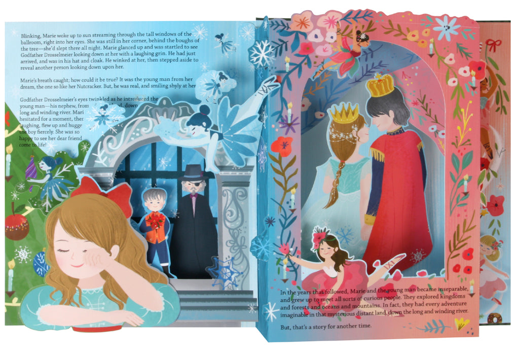 Children's Book The Nutcracker Pop Up Book