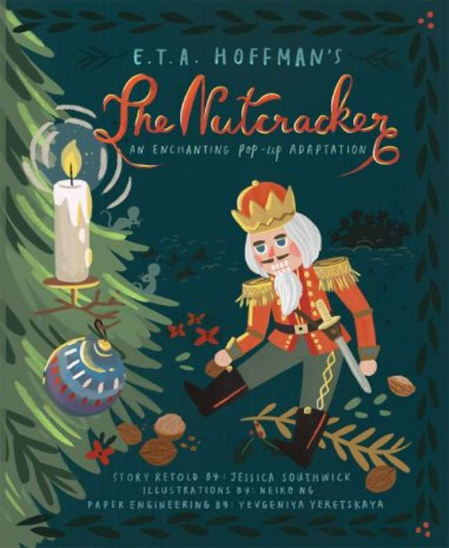 The Nutcracker Pop Up Book