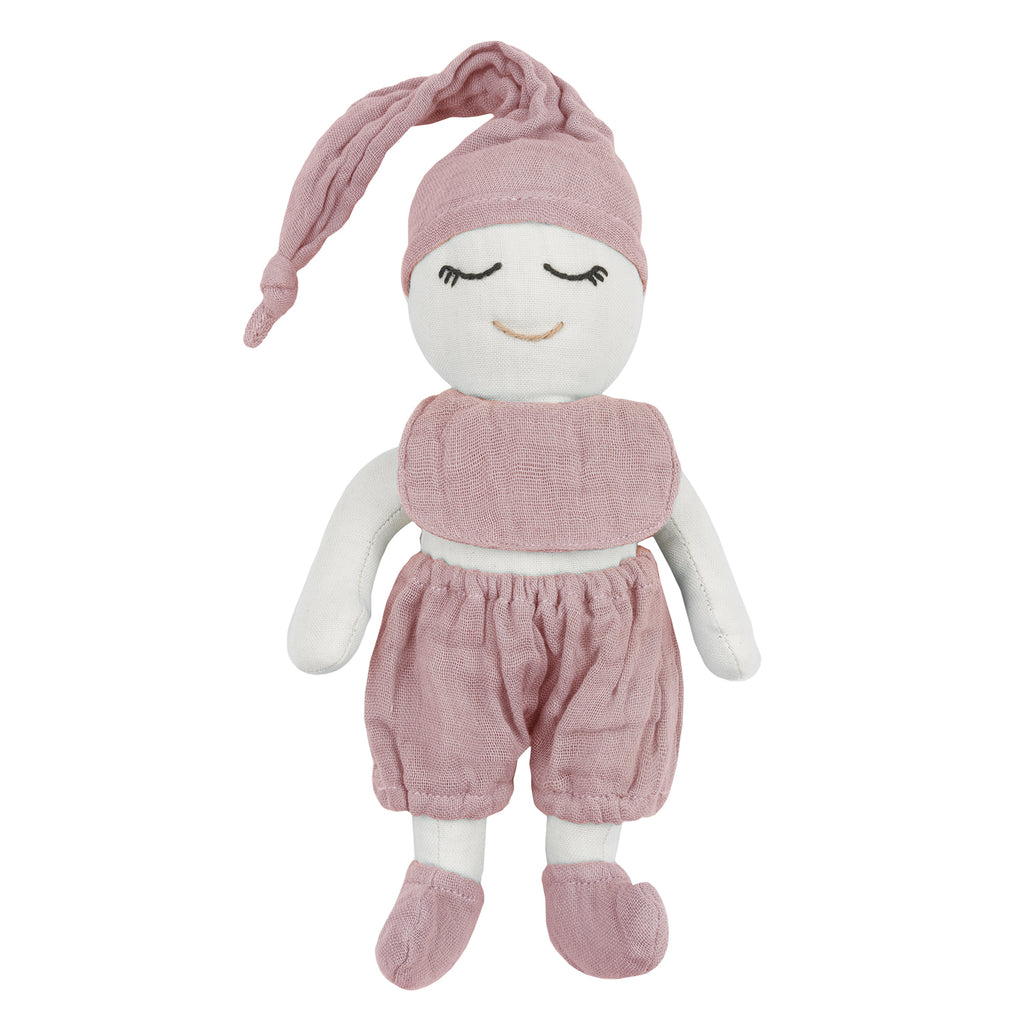 Numero 74 Doll Essential Set - Dusty Pink
